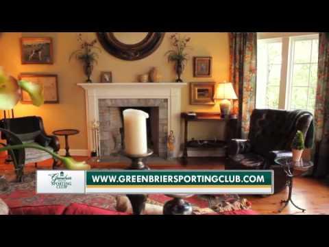 The Greenbrier Sporting Club - Luxury Golf Community in West Virginia