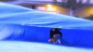 Tarp Surfing the Teahupoo of California / Solana Beach Barrels
