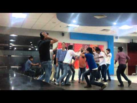 Igate-Capgemini Noida Assurant team Party Awesome Dance performance By  Rohit Sagar
