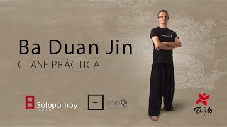 Ba Duan Jin - clase práctica