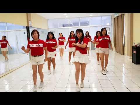 Meraih Bintang Line Dance by Vallery Linedance (Asean Game)