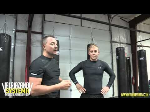 One move no one knows about when it comes to getting out of a hold, Russian Martial Arts Systema