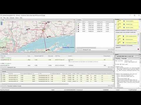 SurveyGNSS – Least Squares Adjustment