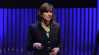 Dare to Be Extraordinary | Dr. Christine Riordan | TEDxAdelphiUniversity