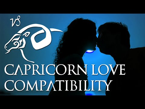 Capricorn Love Compatibility: Capricorn Sign Compatibility Guide!
