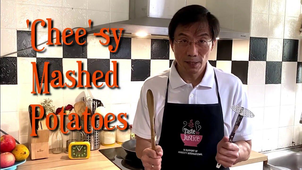 Chee-sy Mashed Potato