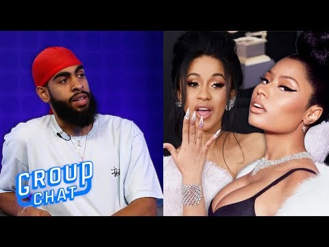 The Nicki Minaj & Cardi B Feud, Quavo Abandons Nicki + Tristan Thompson Video Leak