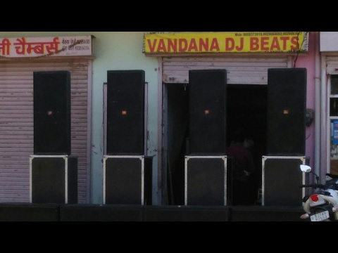 Vandana DJ demo treak video mixing Boy Arjun Malawat