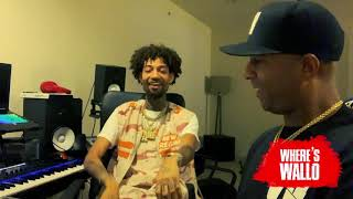 Where's Wallo: PNB Rock Exclusive Interview