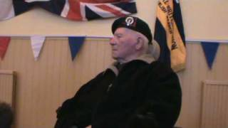"the amazing interview of WW II Hero,""Mad"" Piper Bill Millin"