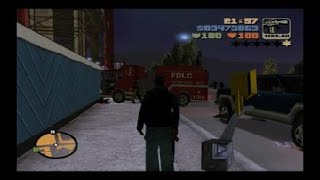 Grand Theft Auto 3 funny moment