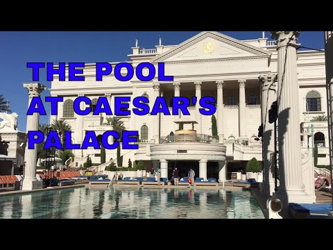 The Pool at Caesar's Palace