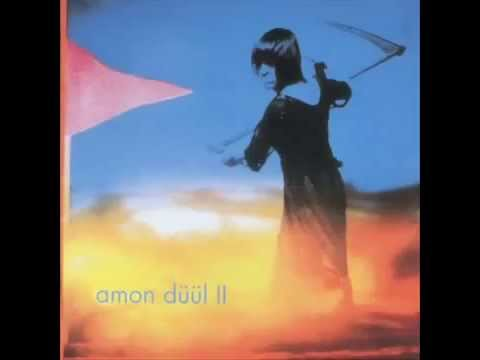 Amon Düül II - Yeti (1970) German Prog