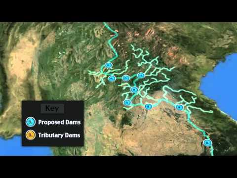 Forecast Mekong: Visualizing Shared Waters