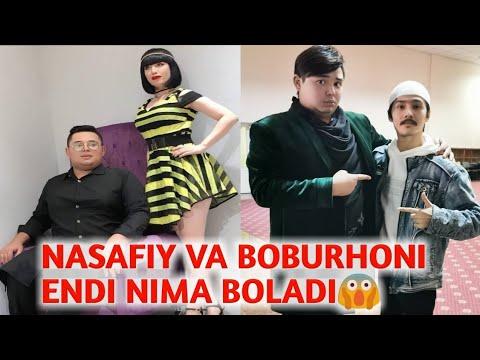 NASAFIY SHOKUZ BOBUR PARADIS BOSHLANDI!!!