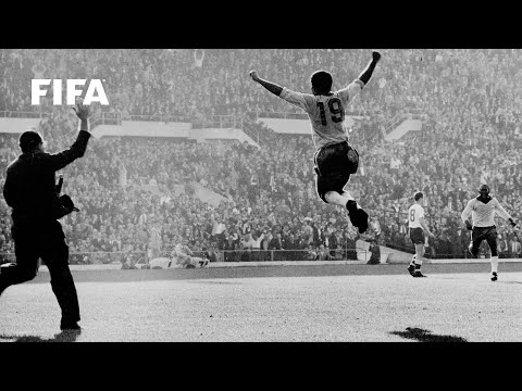 Brazil v Czechoslovakia - The Final - 1962 FIFA World Cup Chile™