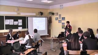 Урок Химии 10класс  Влияние этилового спитра на организм человека