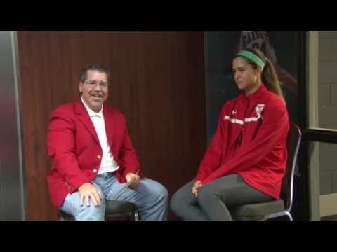 Gardner-Webb Student-Athlete Spotlight: Amy Schmitt Interview (Women's Soccer)