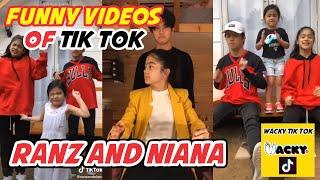 The Dancing Stars Ranz and Niana Tik Tok Compilation