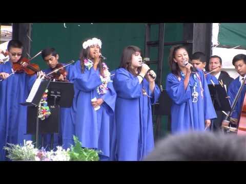 Cabrillo Middle School Graduation 06/09/16