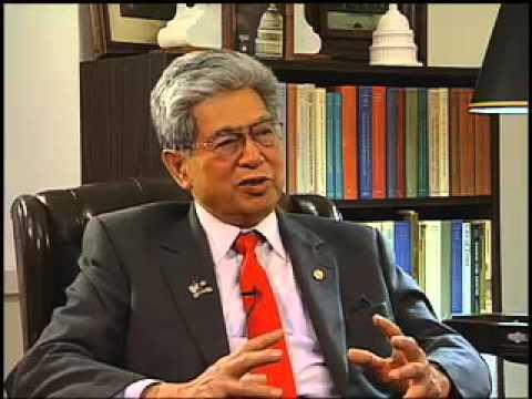 Senator Daniel Akaka: Thoughts on Reducing Partisanship