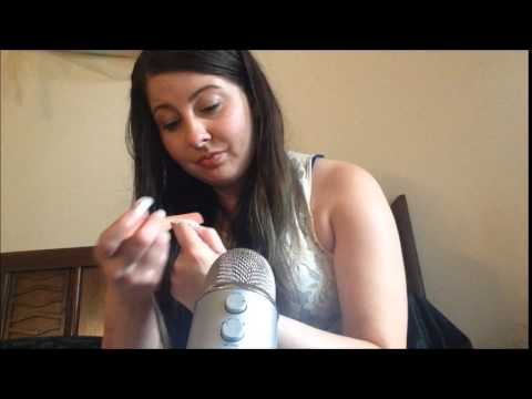 Applying And Filling Nails ASMR