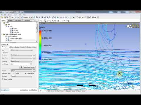 Ansys Workbench Fluent And Static Structural Analysis