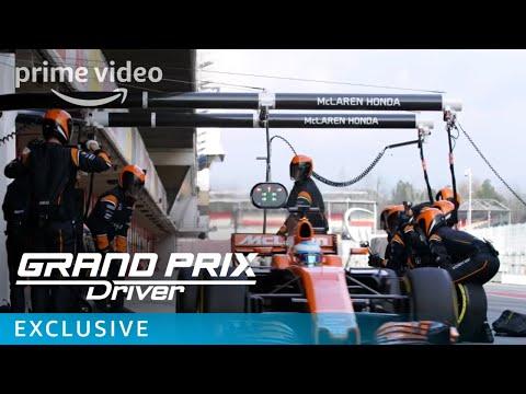 GRAND PRIX Driver - Preparing for Barcelona Testing [HD] | Prime Video