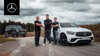 INSIDE AMG - Four-Wheel Drive | With On- and Off-Road Experts