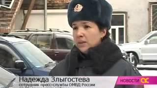 Угонщиков взяли по горячим следам (сюжет АС Байкал ТВ)