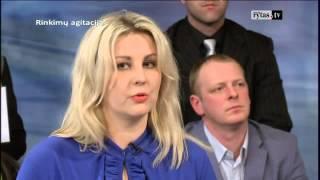 Savivaldybių rinkimai 2015. Kandidatai į Švenčionių merus (II)