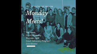 Monday Meets: Shannon Reid