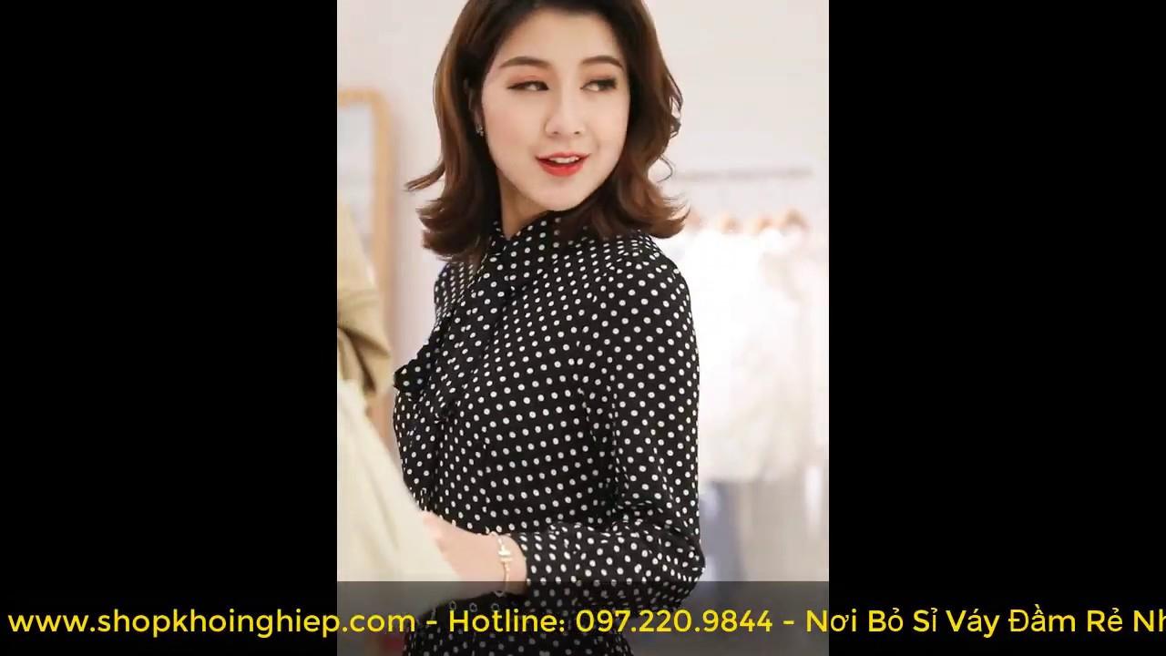 Những Mẫu Váy Đầm Tại Shop Khởi Nghiệp Hot Nhất Tháng 10 - P4
