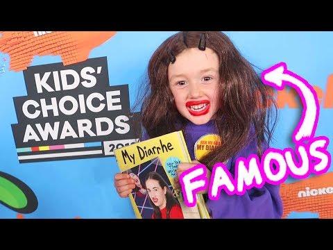 Mini Miranda Saves the Kids Choice Awards!