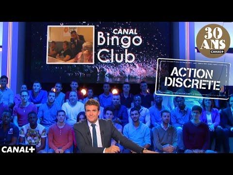 Canal Bingo Club - Action Discrète
