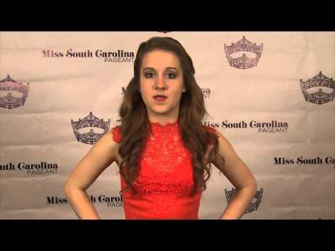 Miss Horry County Teen,   Morgan Elvis