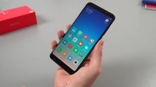 Xiaomi Redmi 5 Plus Unboxing & Hands-On Review