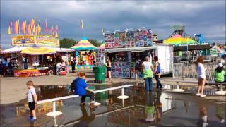 North Dakota State Fair 2015 Opening Night