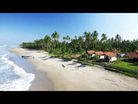South Sumatra Surf Trip: Lampung Krui & Mandiri [4K Drone Edit]