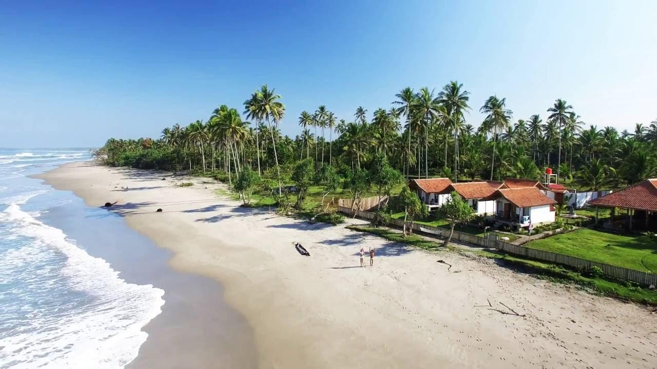 South Sumatra Surf Trip Lampung Krui  Mandiri 4K Drone