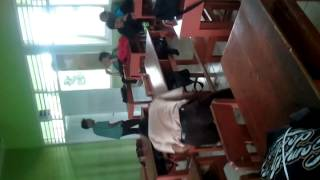 tawuran dalam kelas