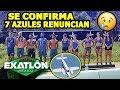 Exatlón México 😢 SE CONFIRMA 7 Azules Renunciaron, Avance 50
