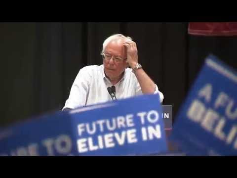Bernie Sanders Rally in Modesto