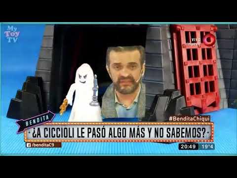 ¿A Ciccioli le pasó algo más y no sabemos?