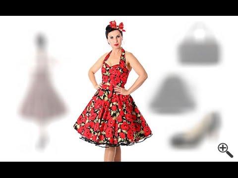 warum erica diese festlichen petticoat kleider im 50er jahre stil liebt musst du gesehen haben. Black Bedroom Furniture Sets. Home Design Ideas