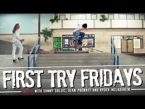 Mid90s Cast - First Try Fridays… LIVE!