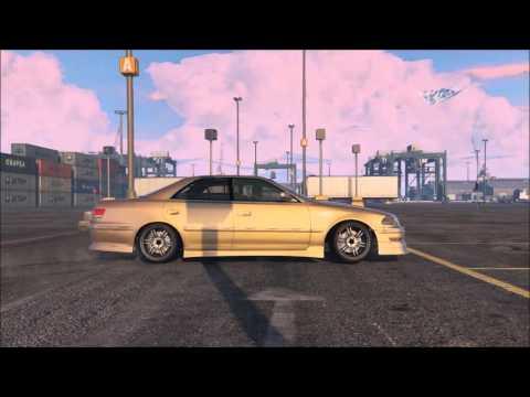 【GTA5】MARKⅡ 埠頭ドリ 1Jサウンド修正版