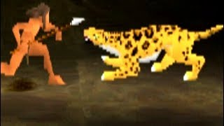 Tarzan (PS1) All Bosses (No Damage)