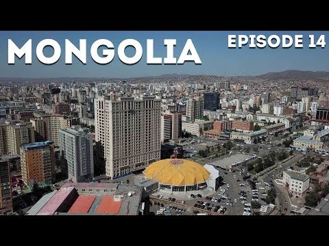 Streets of Mongolia - Ep 14 - #5countries1month5