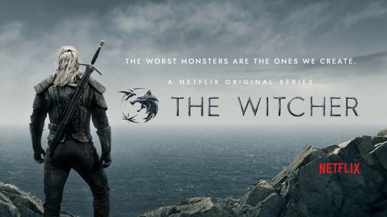 'The Witcher' Netflix SDCC Trailer Music (audiomachine - I Am The Shield)